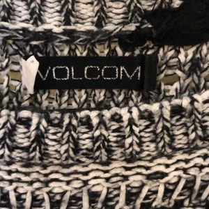 Volcom Sweaters - Black and white Volcom sweater
